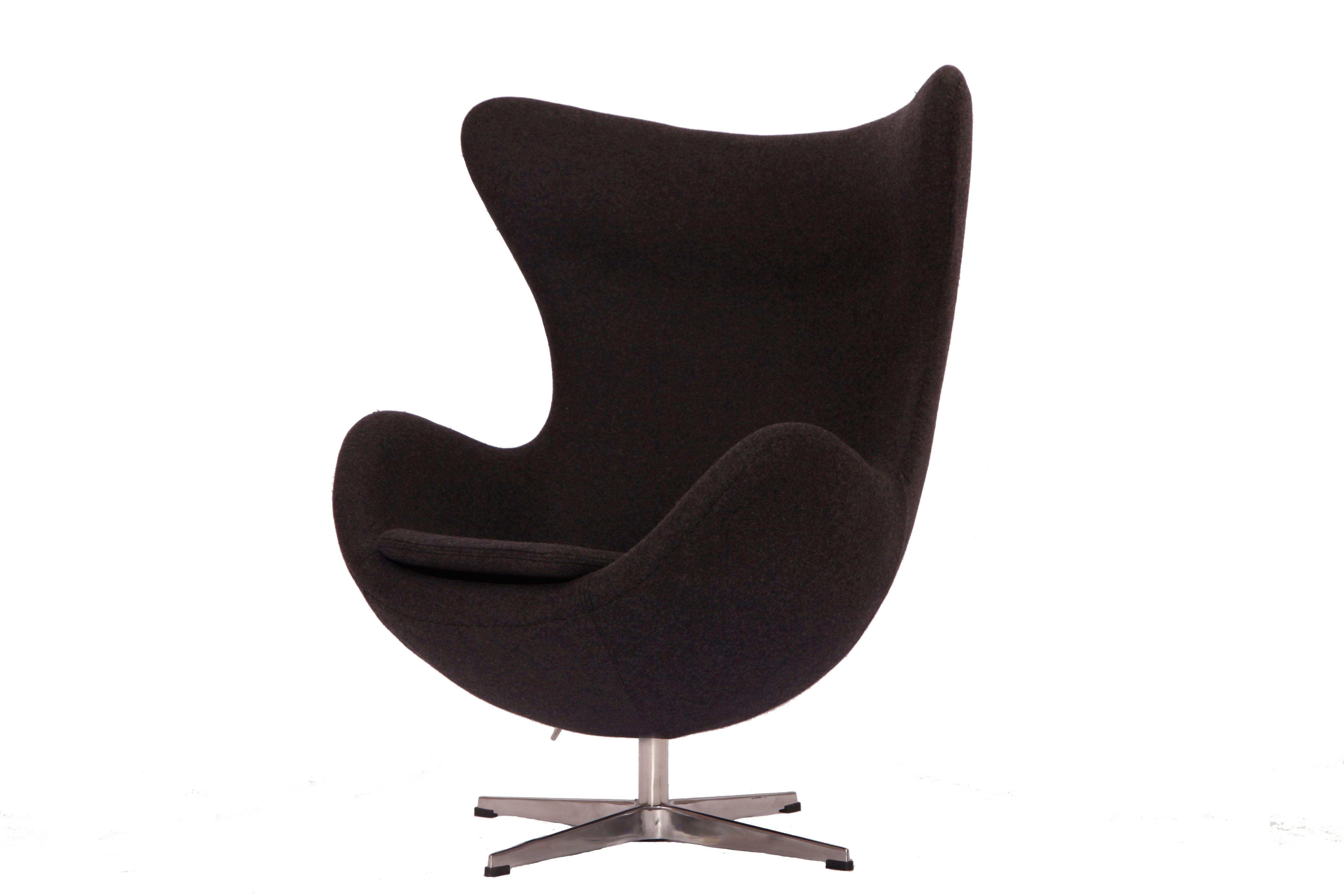 Egg stoel idee n voor het huis eggs egg chair en chair for The egg stoel