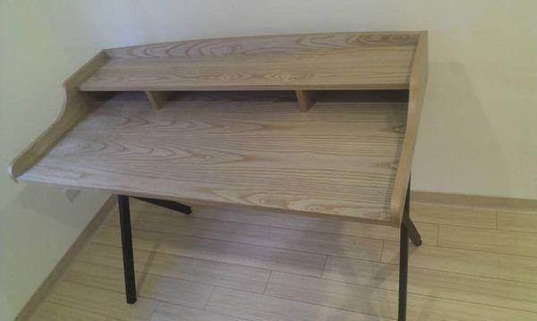 【阿博的店】北歐風書桌~復刻~~4尺書桌~出清~ - Yahoo! 奇摩拍賣