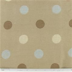 DEC- Polka Dot Home Decor Fabric - Hobby Lobby Possibly use this fabric in my bedroom, in quilt, blinds, and/or pillows, or maybe to recover our side chairs???????????????