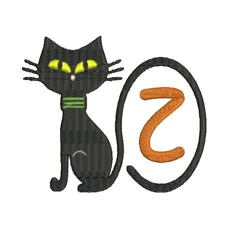 This is a machine embroidery design for an embroidery machine.For the 4 x 4 inch hoopFormats include: PES, HUS, JEF, VIP, VP3, EXP XXX & DSTTerms of Use for this are listed in the Terms Section.Size is:  3.85 inches by 3.25 sizes may vary a bit with the letter.