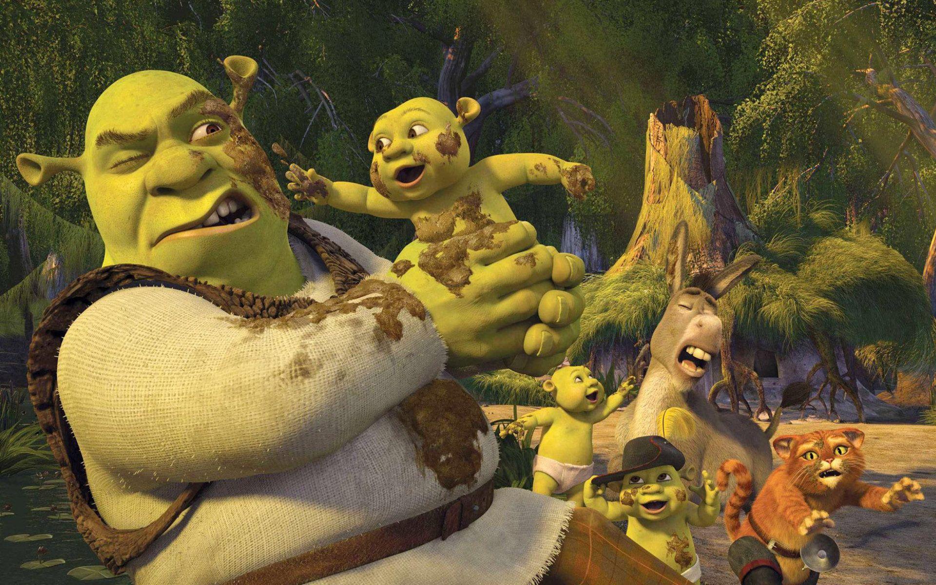 Shrek The Third Movie Review Plugged In Shrek Kid Movies Kids Movies