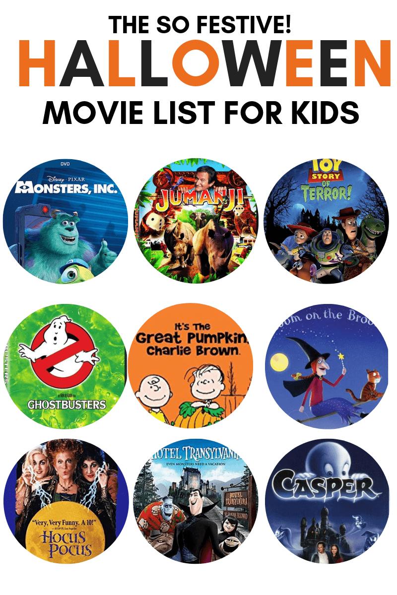 Best Family Halloween Movies Halloween Ideas So
