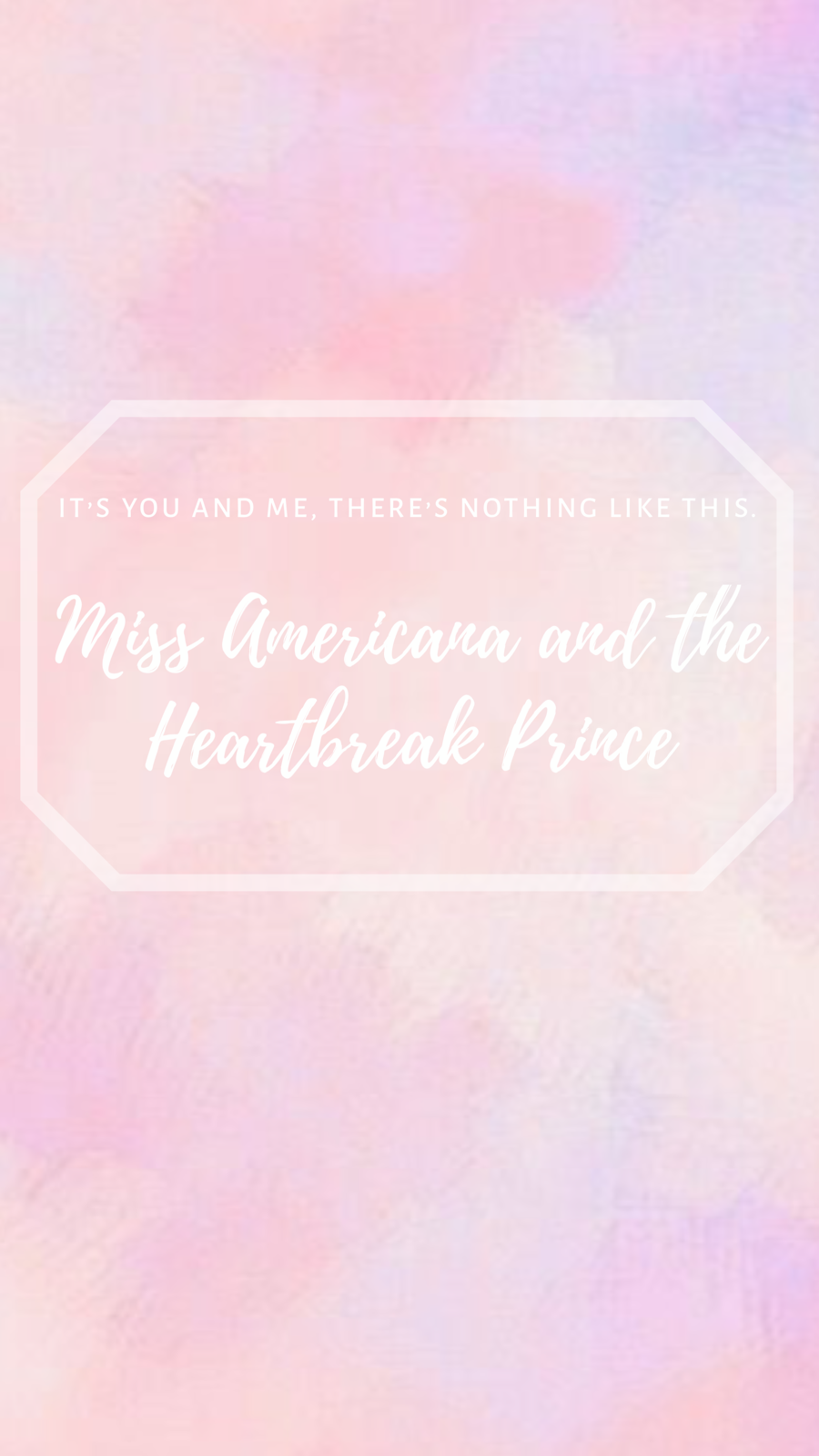 Miss Americana And The Heartbreak Prince Taylor Swift Lyrics Taylor Swift Song Lyrics Taylor Swift Songs