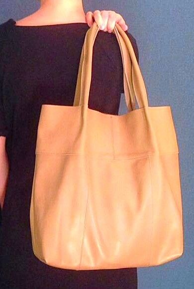 Очень крутая сумка `Must-have` из натуральной кожи 3d1d5333f502b