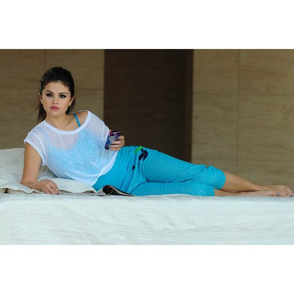 Selena Gomez Daily ❤ liked on Polyvore