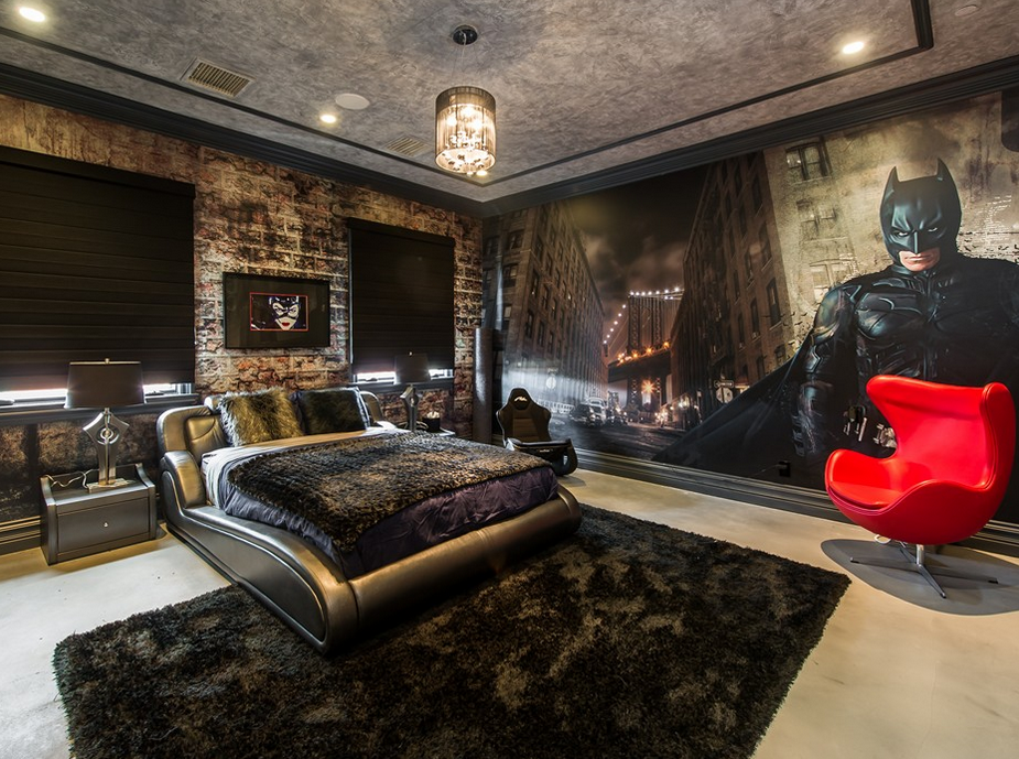 Kid's Bedroom :: Adrienne Maloof's Beverly Hills Mansion