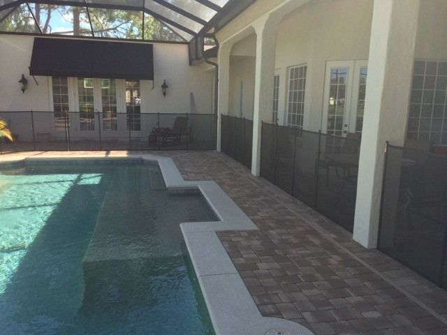 Baby Barrier Pool Fence of Central Florida is installing only the highest quality pool safety fence in Celebration, Florida!