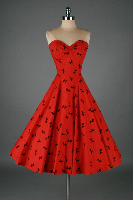 1950s cocktail dresses - Google Search | vintage | Pinterest | 1950s ...