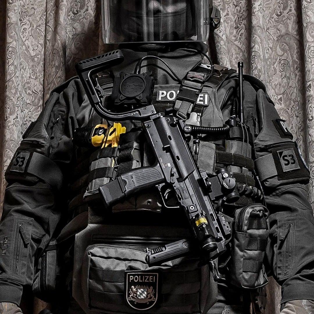 Polizei Mp7