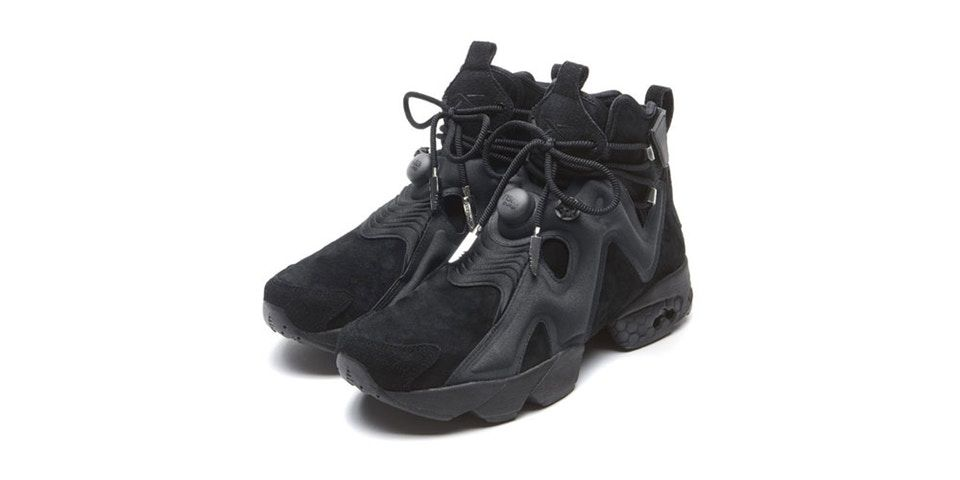 Future x Reebok Furykaze gets All Black colorway | Outfits
