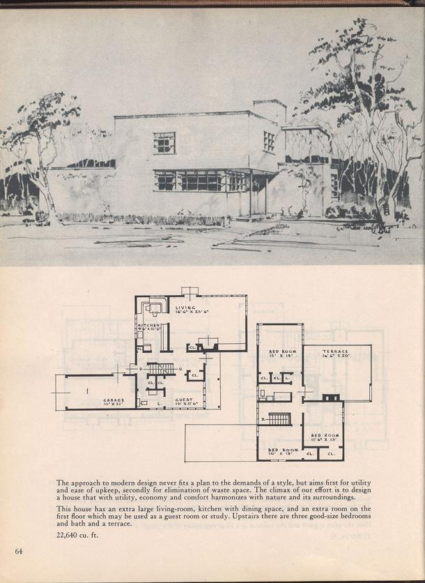 Houses For Home Makers Royal Barry Willis Free Download Borrow And Streaming Internet Archive In 2020 House Art Deco Design House Plans