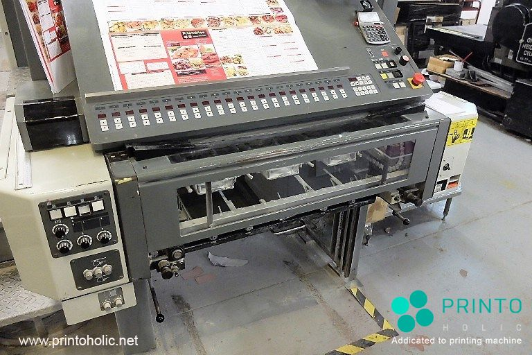 Printoholic is the leading importer of used printing