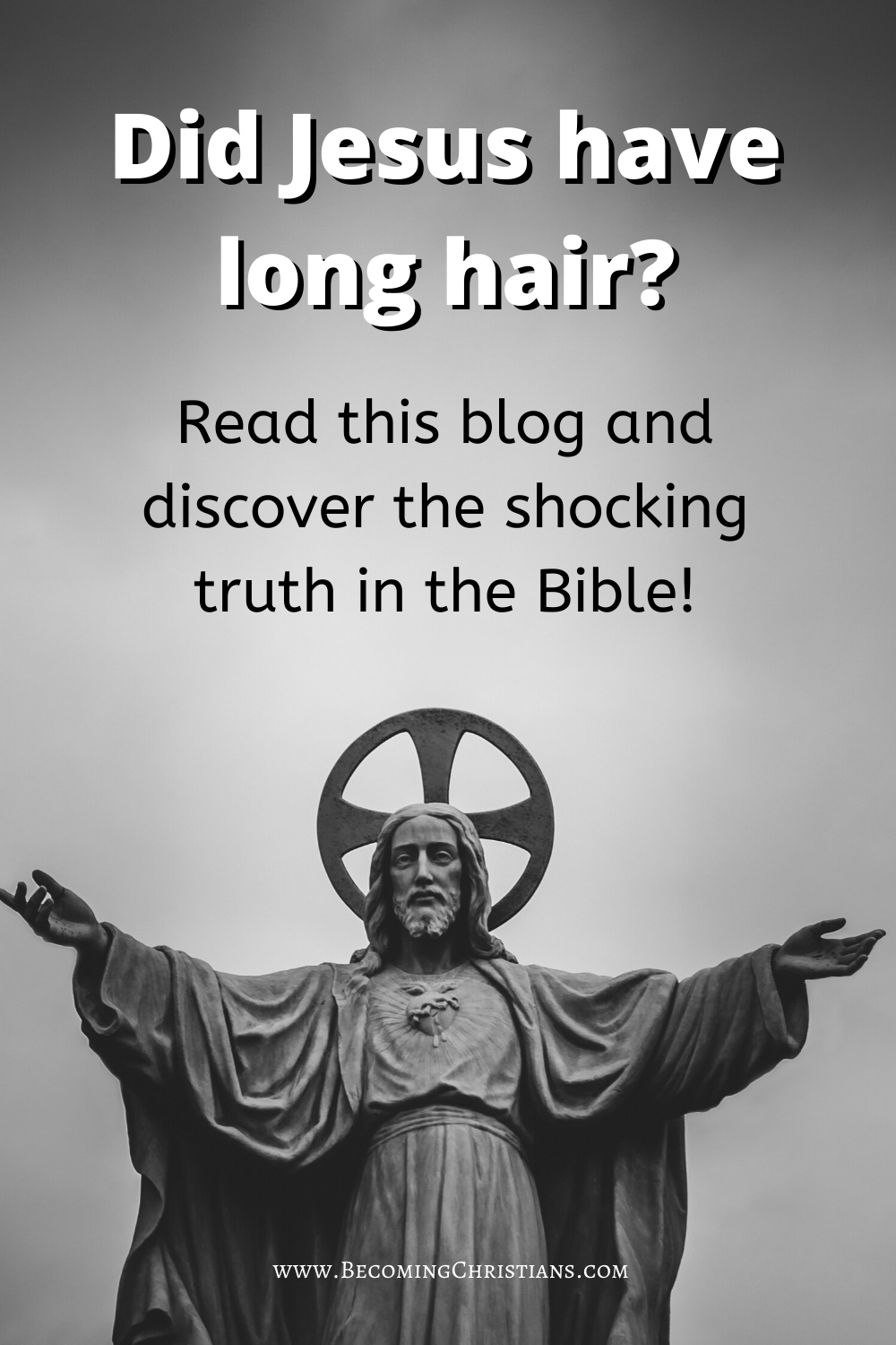 3 Shocking Reasons Why Jesus Did Not Have Long Hair In 2020 Bible Truth Why Jesus Bible