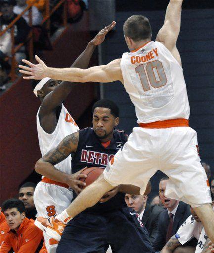 Trevor Cooney Syracuse Orange Syracuse Basketball