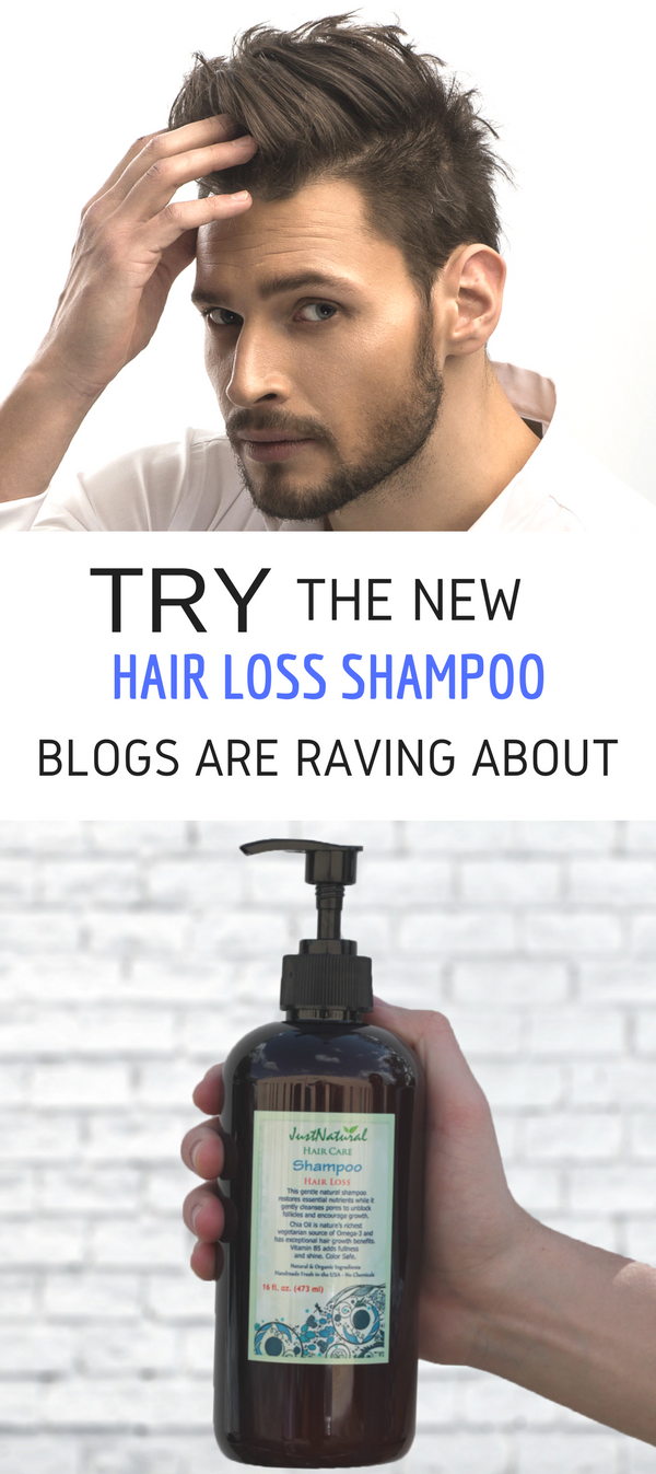 This shampoo for hair loss is boosted by more than  of natureus