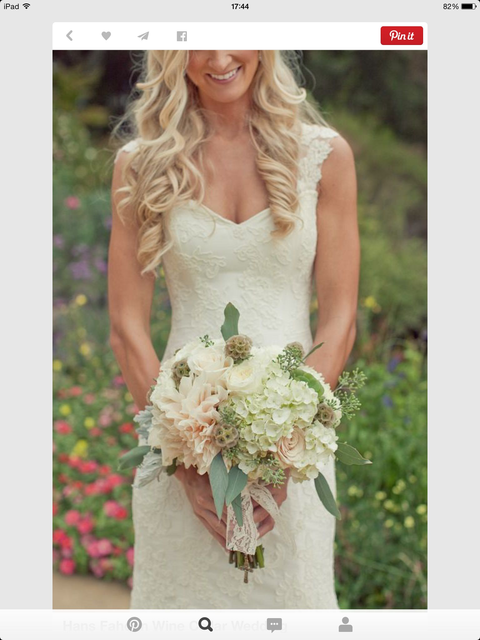 The dress my wedding pinterest weddings