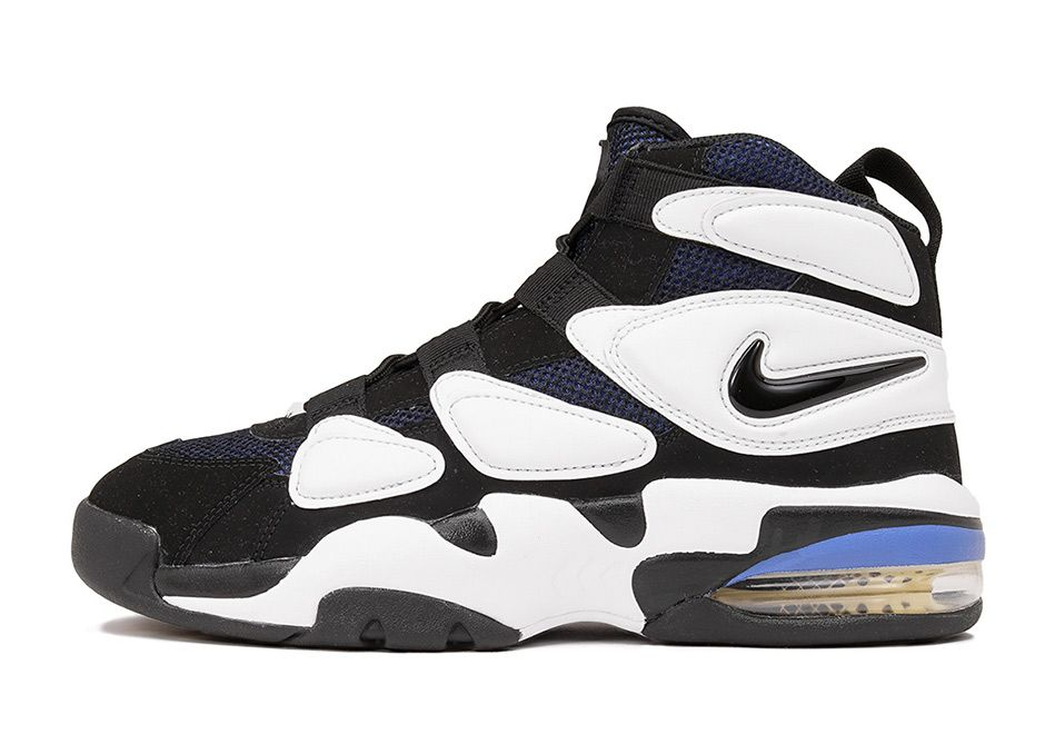 """4557cefe789 After releasing in multiple new lifestyle editions earlier this year  including """"Triple White"""" and light blue, the Nike Air Max2 Uptempo is  finally also ..."""