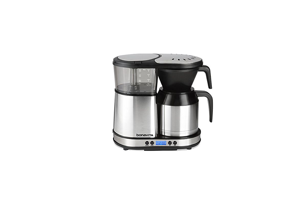 Coffee Machine Deals Deal Of The Day Save 43 On The Bonavita 5 Cup Digital Carafe