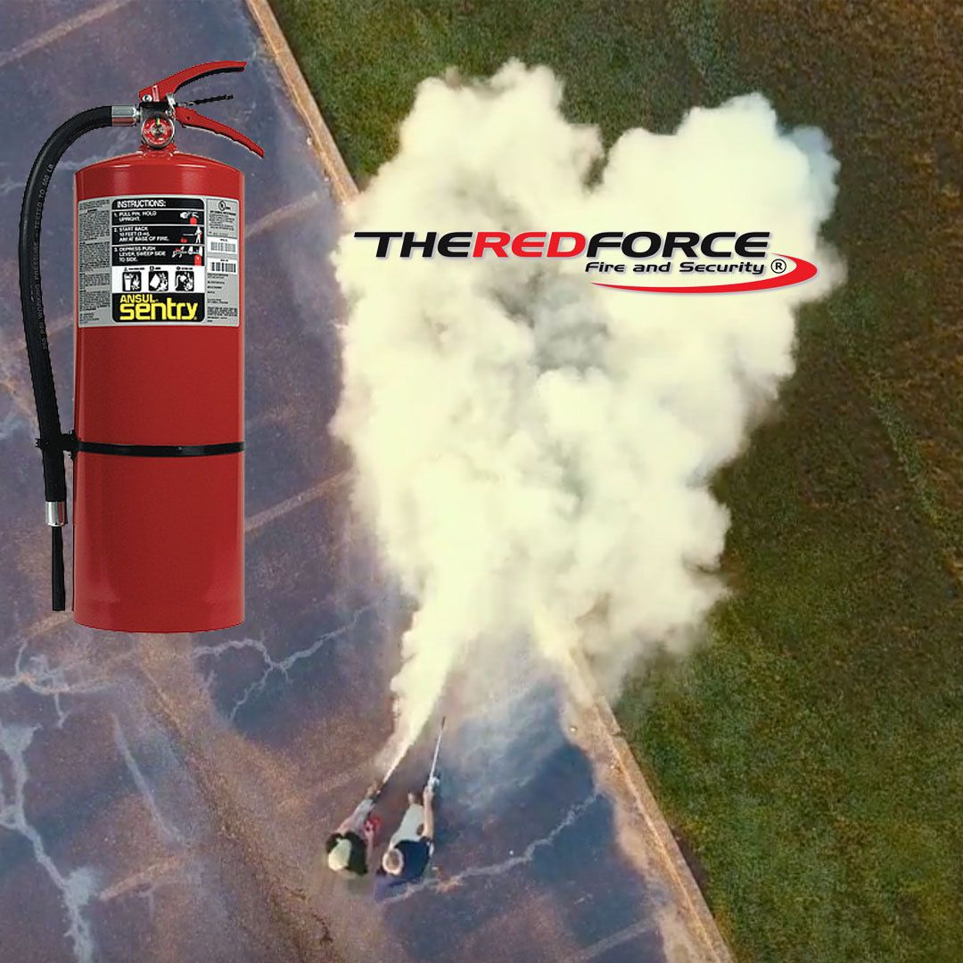 Fire Safety Training by The RED Force Fire safety
