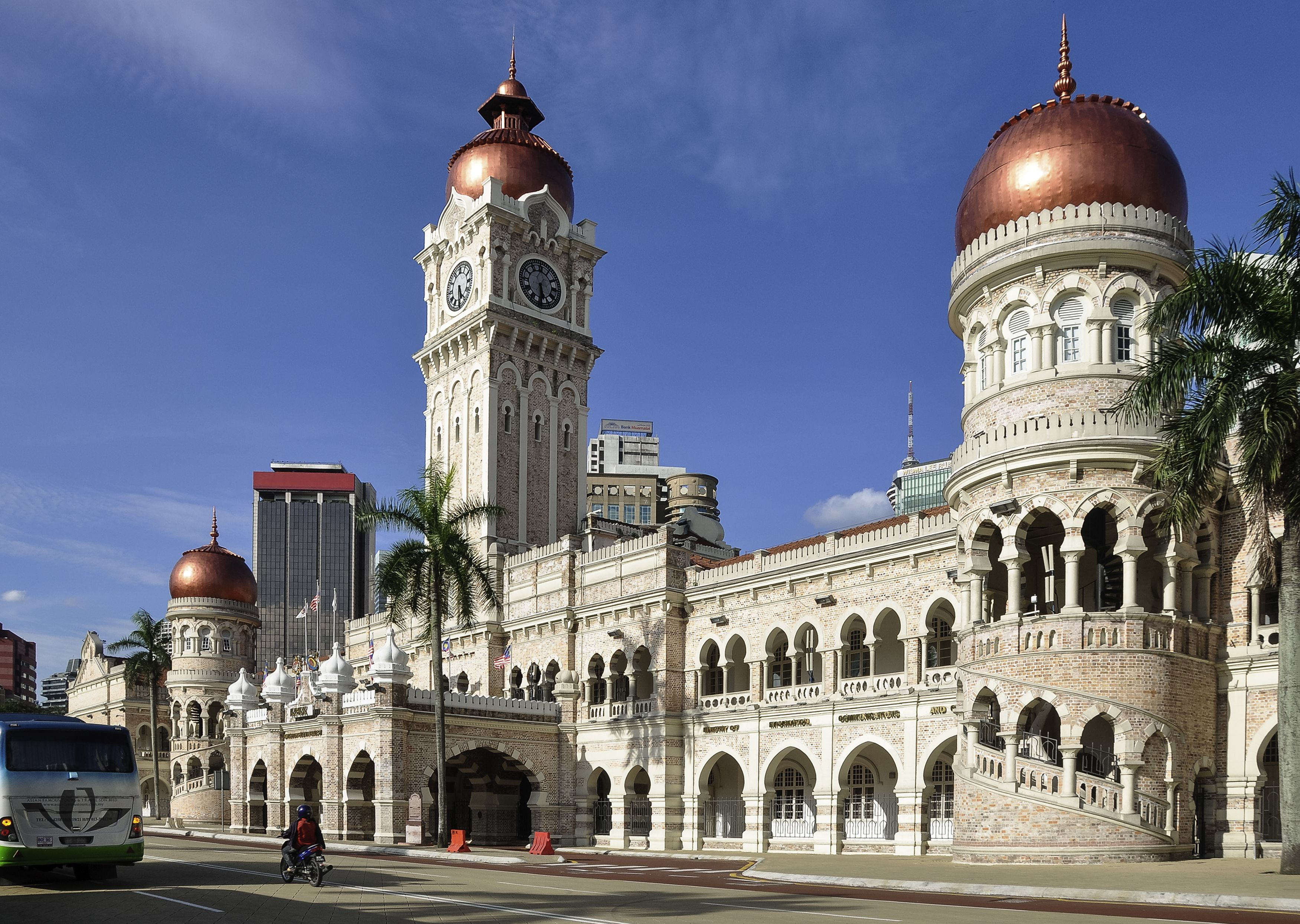 Sultan Abdul Samad Building In Kuala Lumpur Malaysia Kuala Lumpur Hotel Kuala Lumpur Kuala Lumpur City