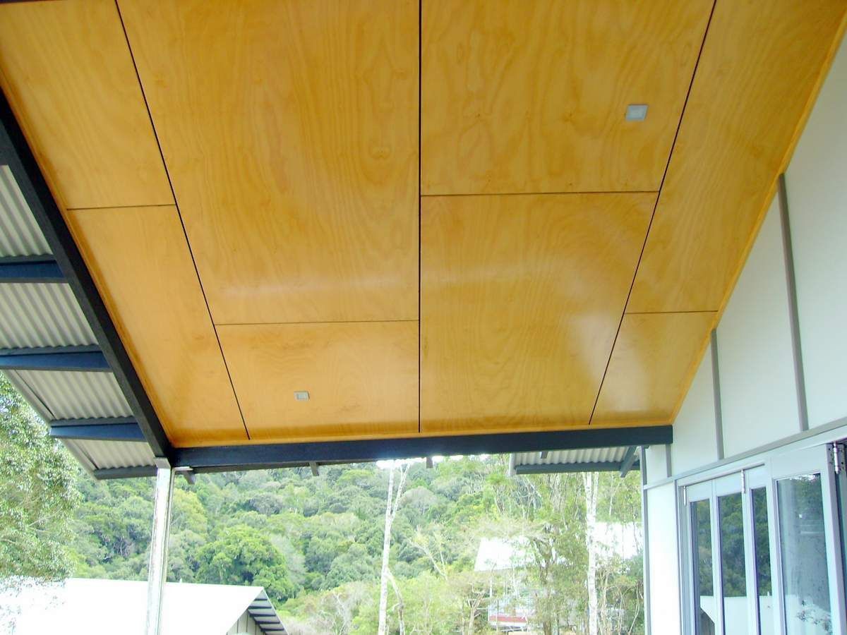 Plywood Ceilings Exterior Plywood Johns Building Supplies Plywood Ceiling Ceiling Cladding Wooden Front Door Design