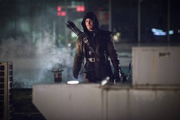 """Arrow Ep. 3.21 """"Al Sah-him"""" can't seem to learn from old mistakes"""