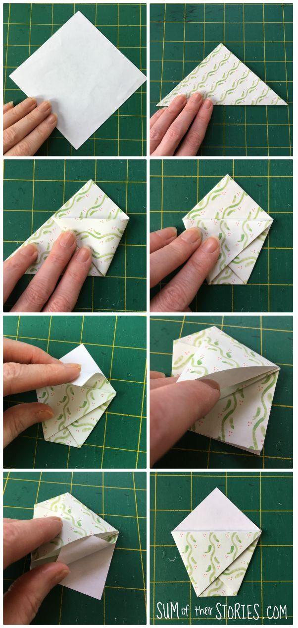 Photo of Schnelle, einfache, recycelte Weihnachtskarten-Ideen – Summe ihrer Geschichten Craft Blog
