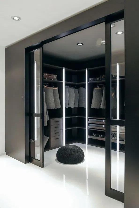 44 Walk In Closet Designs For Dream Luxury Homes