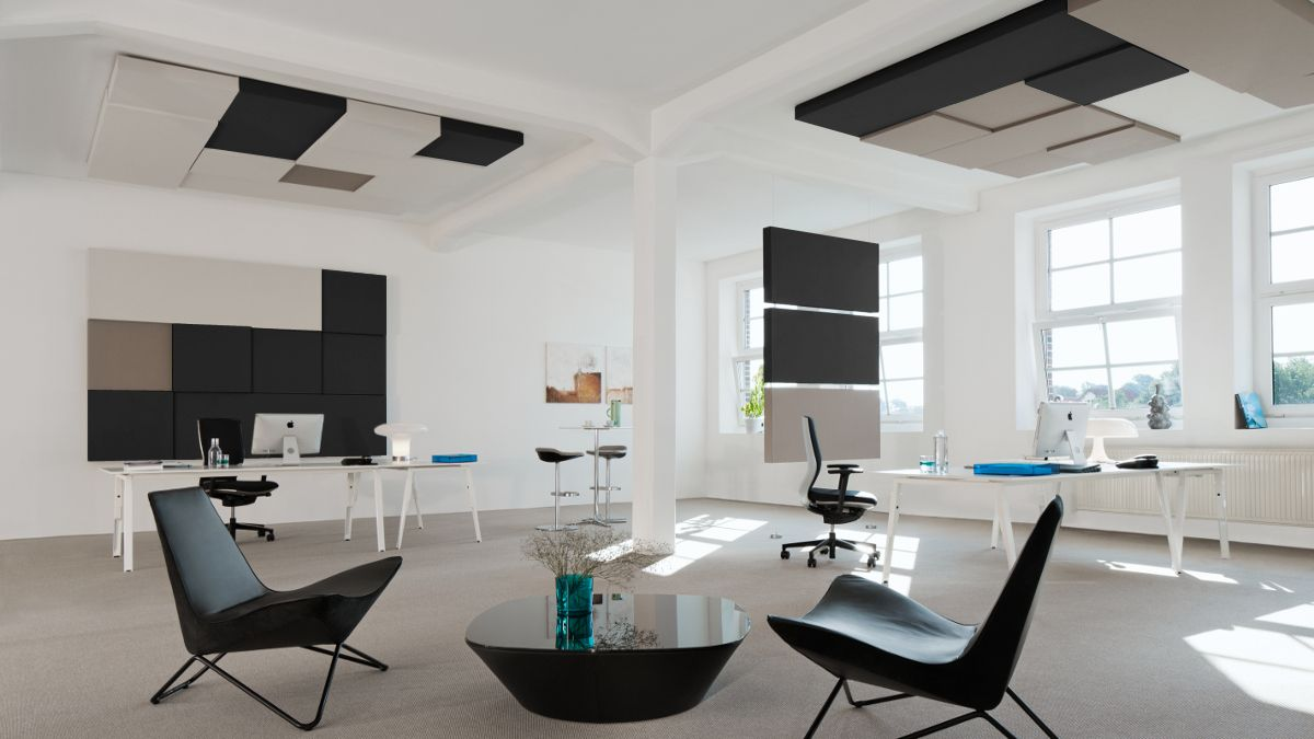 Akustikwandgestaltung CAS CUBE Carpet Concept