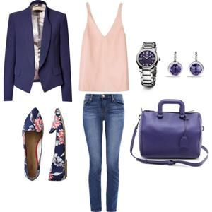 Stylish Chic Outfit Combinations Spring