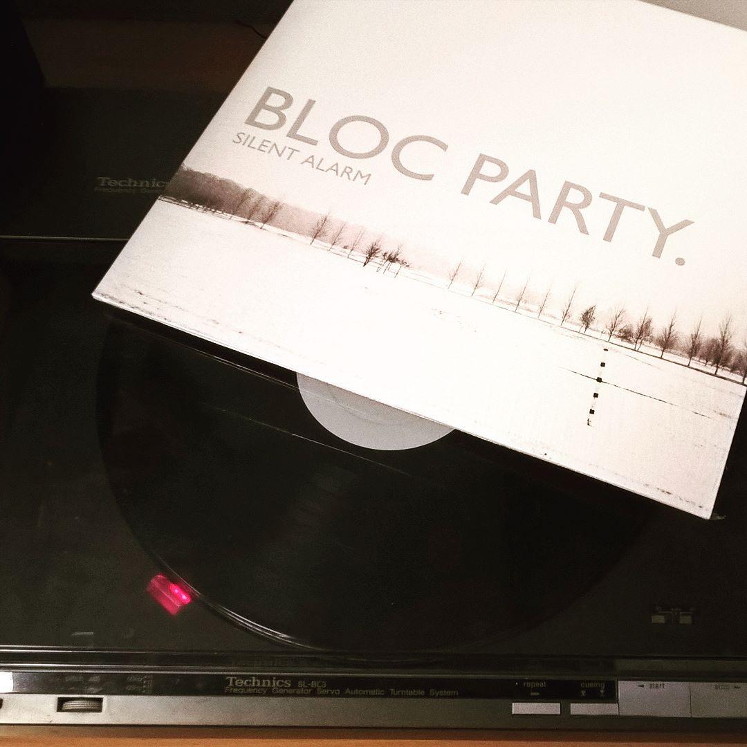 Maciej On Instagram One Of My Favorites Albums Finally In My Collection Bloc Party Silent Alarm 2015 Reissue Vinyl Addict Vinyl Junkies Instagram Posts