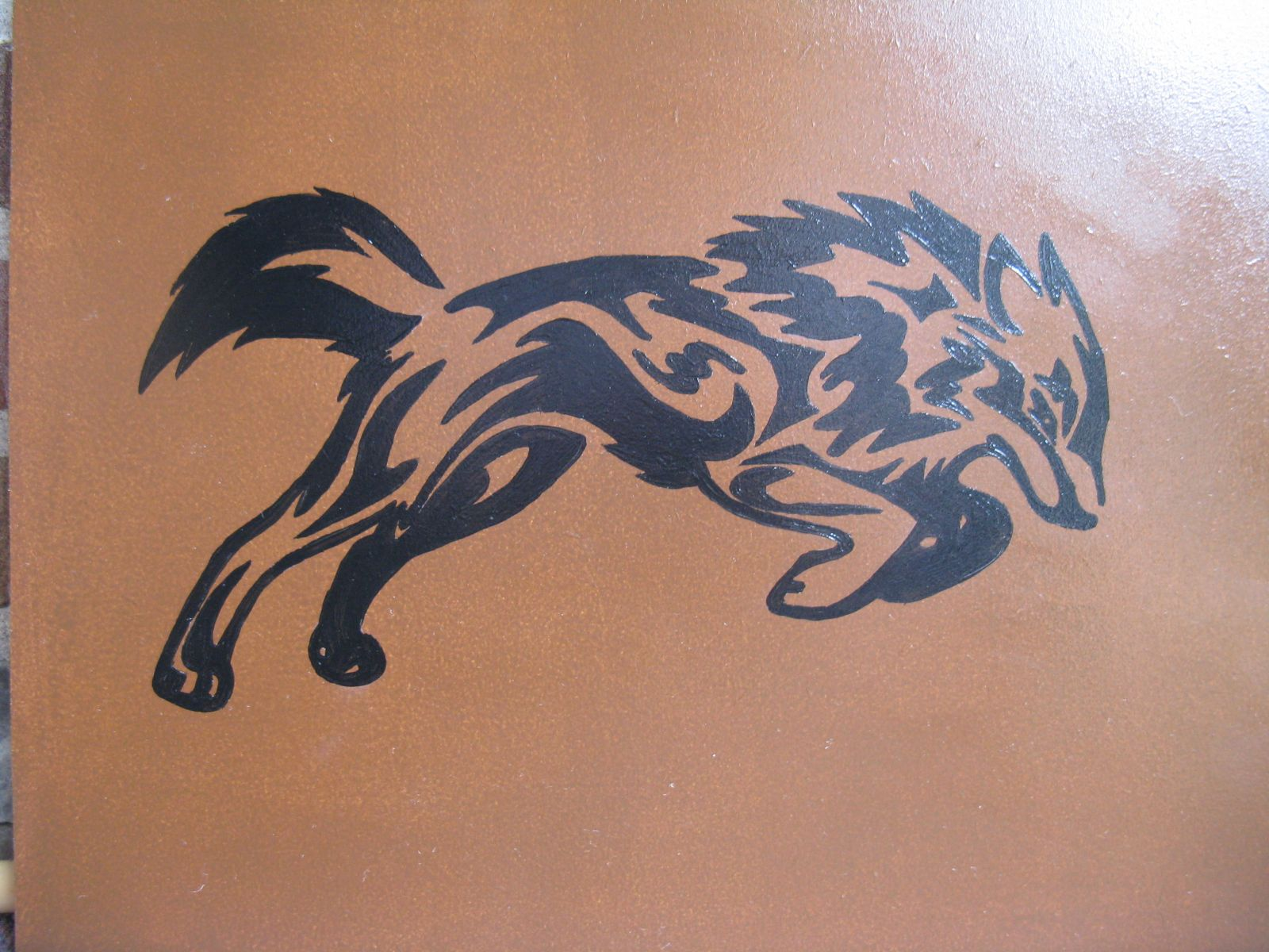Dog tattoo idea but painted tattoos pinterest tattoo and body art