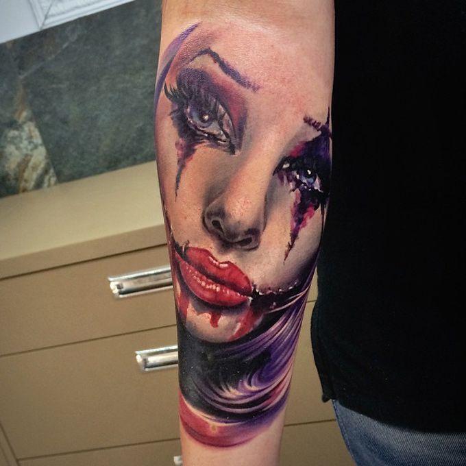 fd9f7bd14 Pin by Tattoo Ideas on <<SLEEVE TATTOOS>> | Tattoo designs, Girl ...