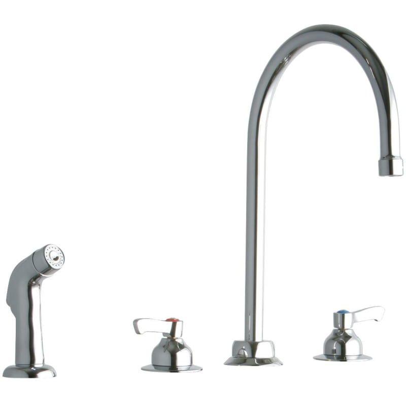 Elkay LK801GN08L2 Kitchen handles, Faucet, Chrome