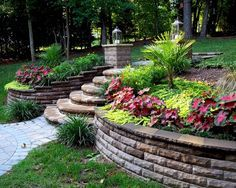 Genial Landscape Retaining Wall Designs   Google Search