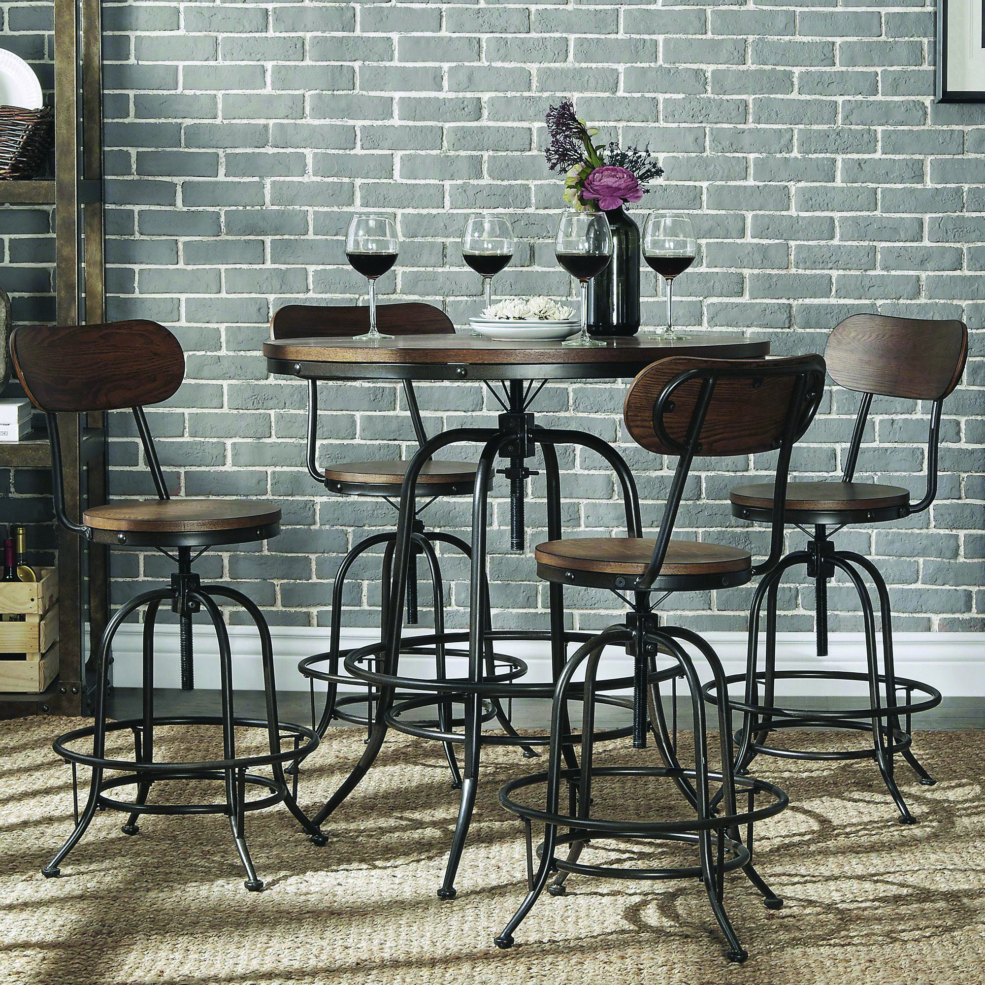 8 Small Cooking Area Table Suggestions For Your Property With Images Pub Table Sets Pub Table And Chairs Pub Set