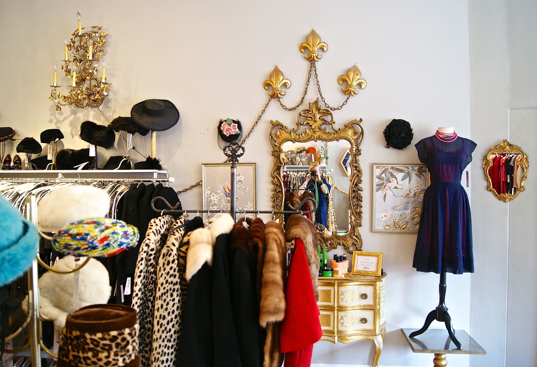 Xtabay Vintage Clothing Boutique 2515 Se Clinton Street