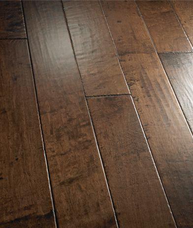 Artisan Hand Carved Engineered Hardwood Flooring