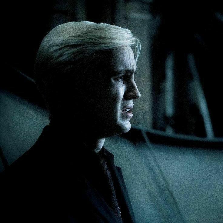 Something In Hogwarts | Draco Malfoy