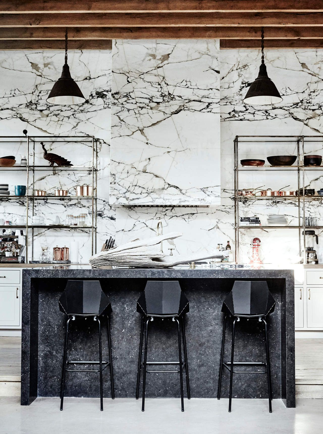 Inspiring homes una casa en venice beach always white for Casa moderna venezia