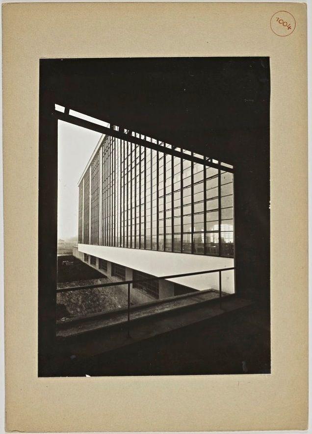 #Bauhaus  #Architektur