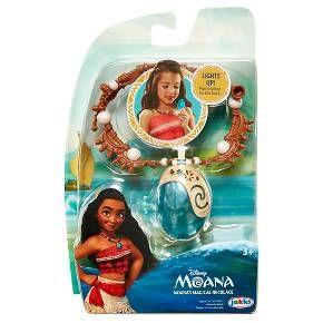 Disney Moana Magical Seashell Necklace Target PartyMoana