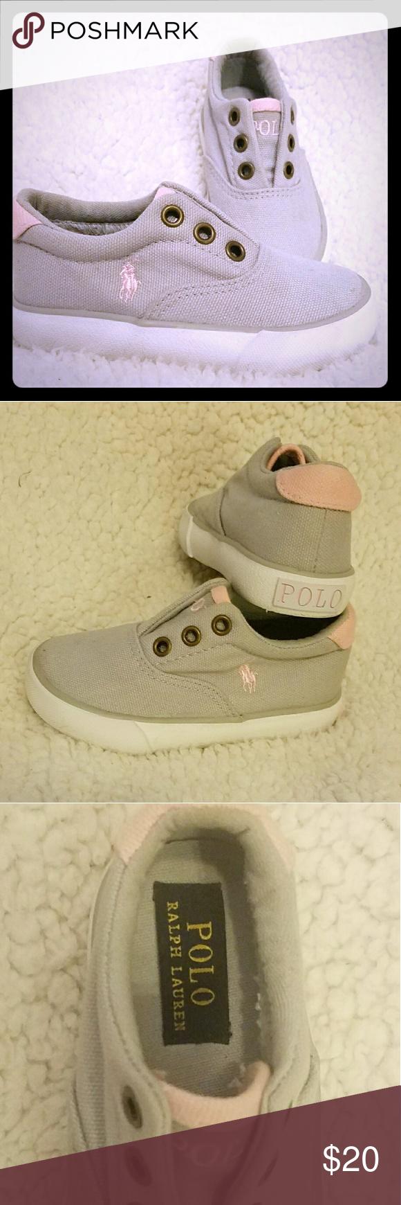 Picks ShoesMy Posh Size Ralph Girl Polo 6 Lauren Canvas m8y0OvNnw