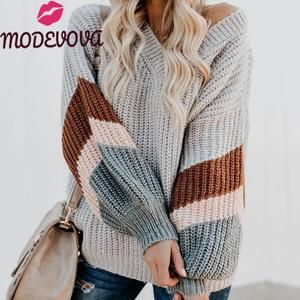 Photo of Loose Casual Long Knit Cardigan