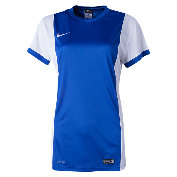 58cb05321 Buy Nike Women s Park Derby Jersey on SOCCER.COM. Best Price Guaranteed.  Shop for all your soccer equipment and apparel needs.