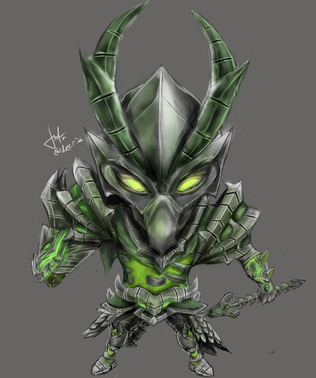 Spear Of Bone Dragon Autodesk Sketchbookmobile
