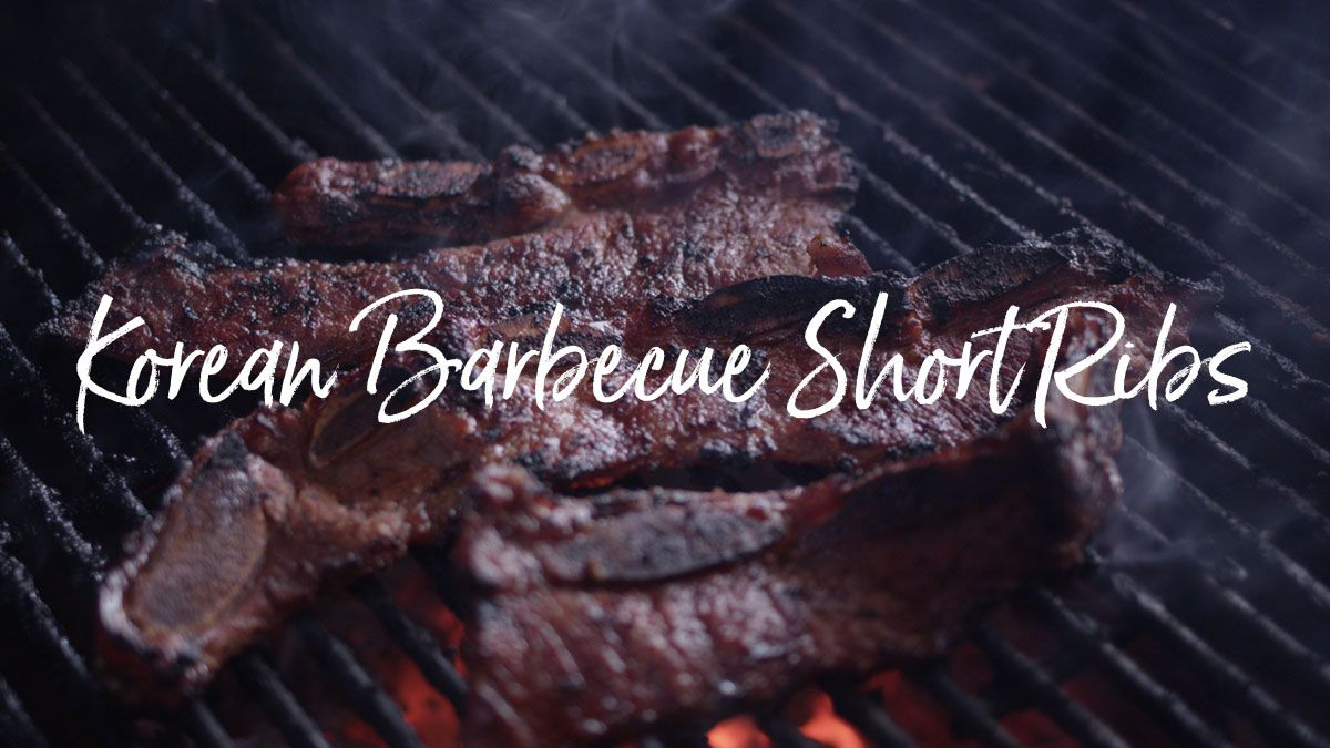 The Sauce By All Things Bbq Recipe Short Ribs Korean Barbecue Barbecue