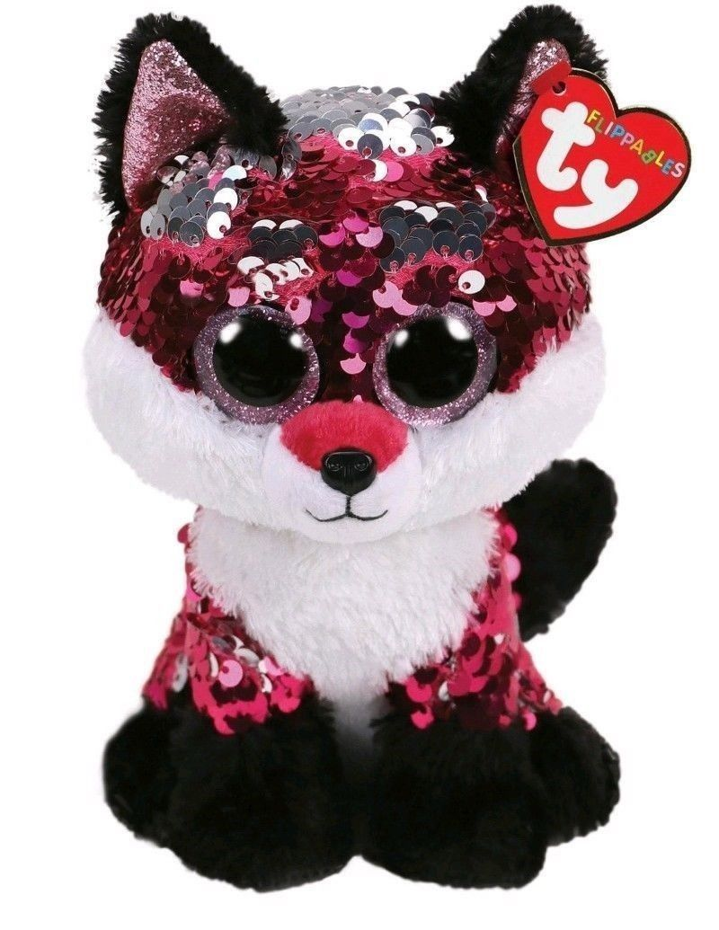 cb1a6f7ae3e Ty 19203  Ty Sequins Flippables Beanie Boos 10 Jewel Mwmt 2018 -  BUY IT  NOW ONLY   15 on  eBay  sequins  flippables  beanie  jewel