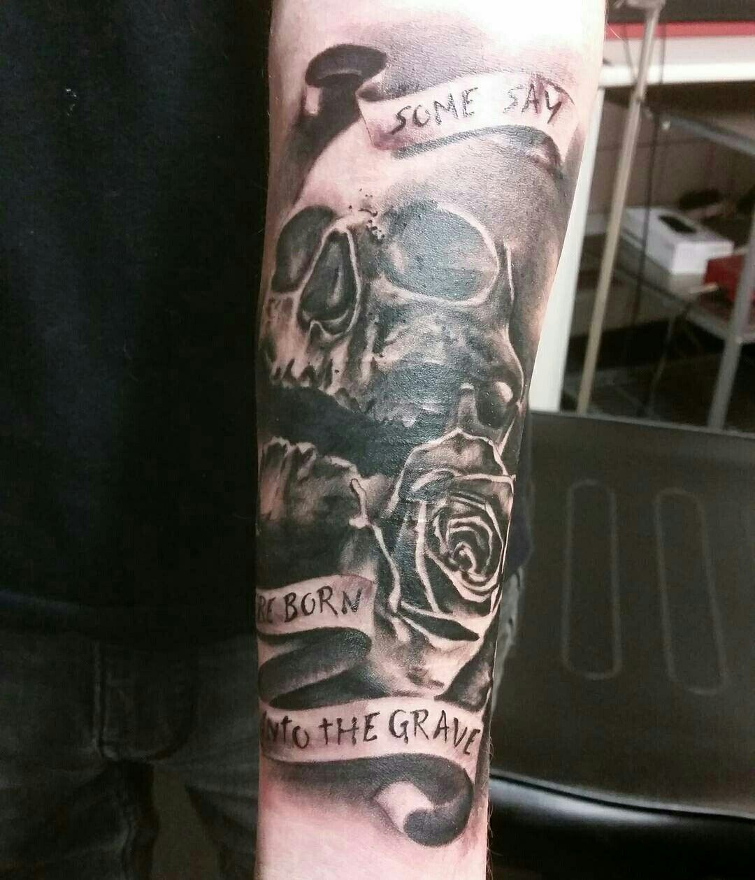 Gallery images and information soundgarden badmotorfinger tattoo - Them Bones