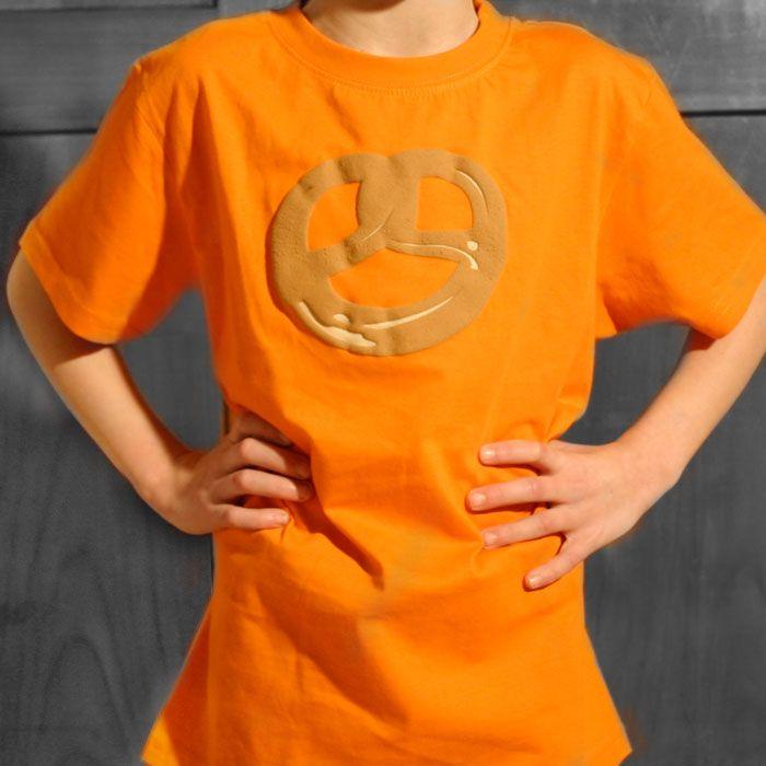 Kid's Brezel T-Shirt